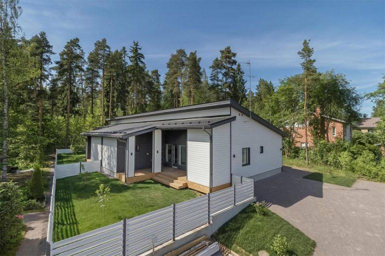 Vantaa - paritalo 250 m2