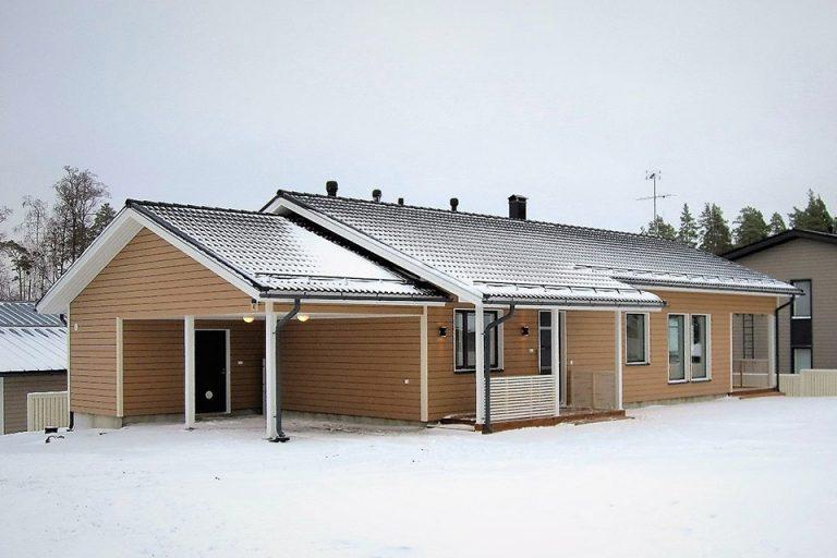 Kirkkonummi - 1 omakotitalo 114,0 m²