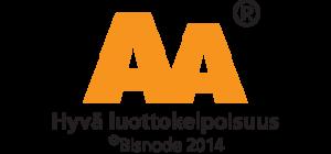 AA Hyvä luottokelpoisuus 2014