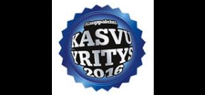 Kauppalehden kasvuyritys 2016 - Talorak Oy
